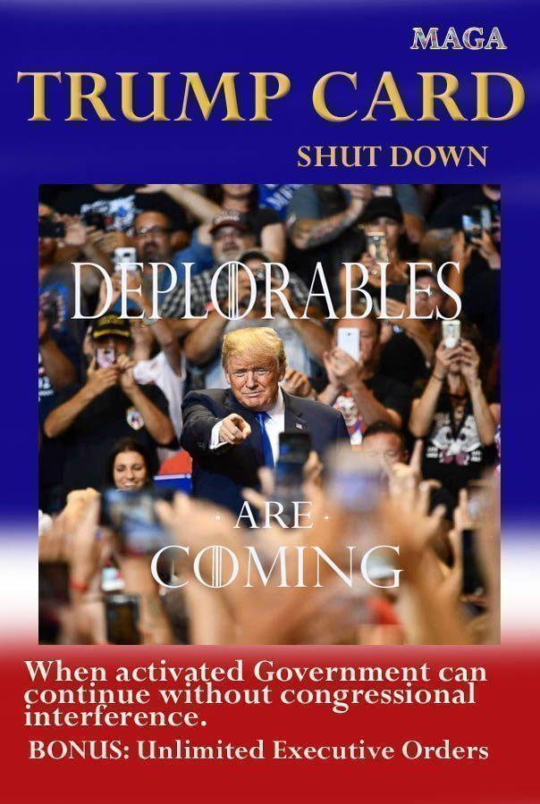 trump shutdown