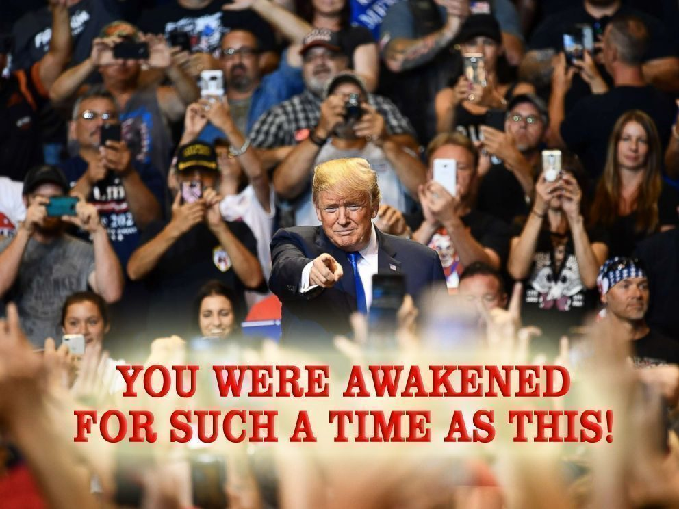 we are at war many people are just now realizing it started way before trump