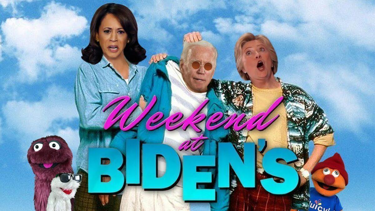 After a Weekend at Biden's Border...
