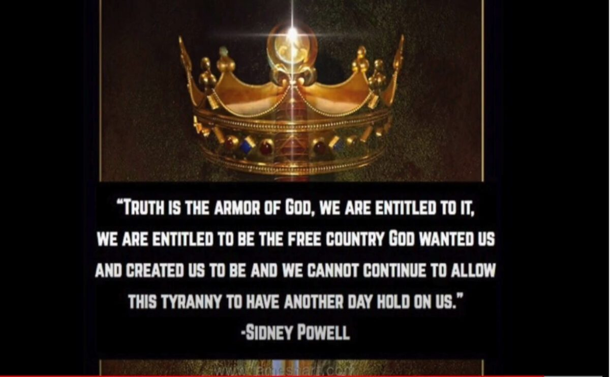 GOOD MORNING -PROPHETIC TEACHINGS WITH KIM CLEMENT - IS SIDNEY POWELL AMERICA'S ESTHER?
