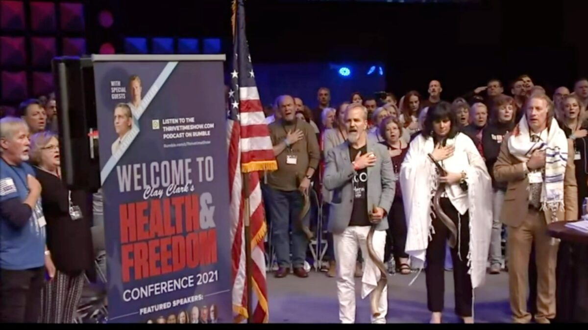 HEALTH AND FREEDOM CONFERENCE 2021 UPDATES...