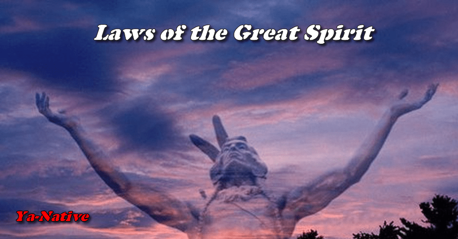 Is the Great Spirit Prophecy The Same As...