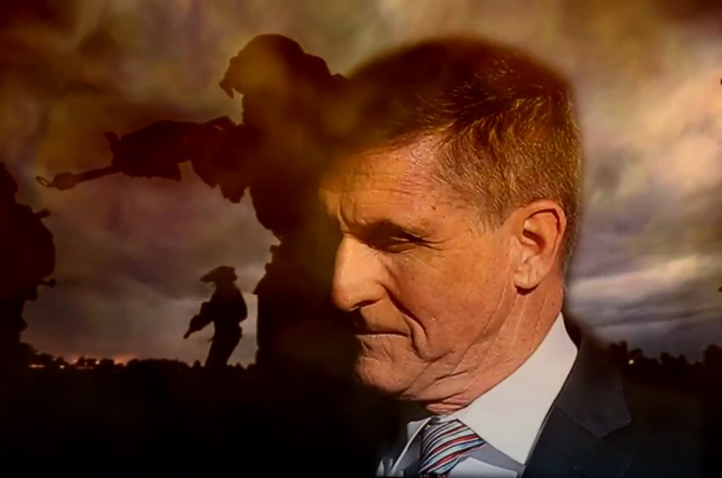 GENERAL MICHAEL FLYNN DID NOT PUBLICLY CALL FOR A COUP!