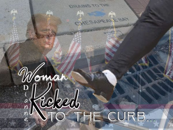 good morning to all those who have ever been kicked to the curb