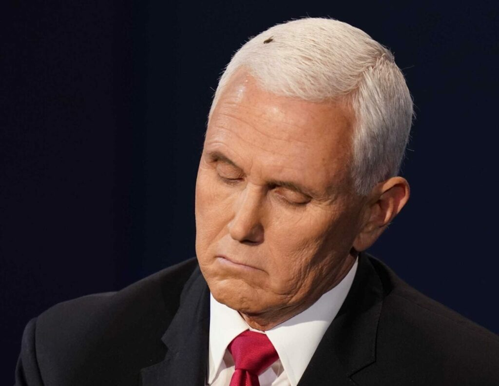 OKAY FOLKS WHAT DO YOU HAVE TO SAY TO PENCE?