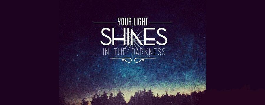 light shines Untitled 14