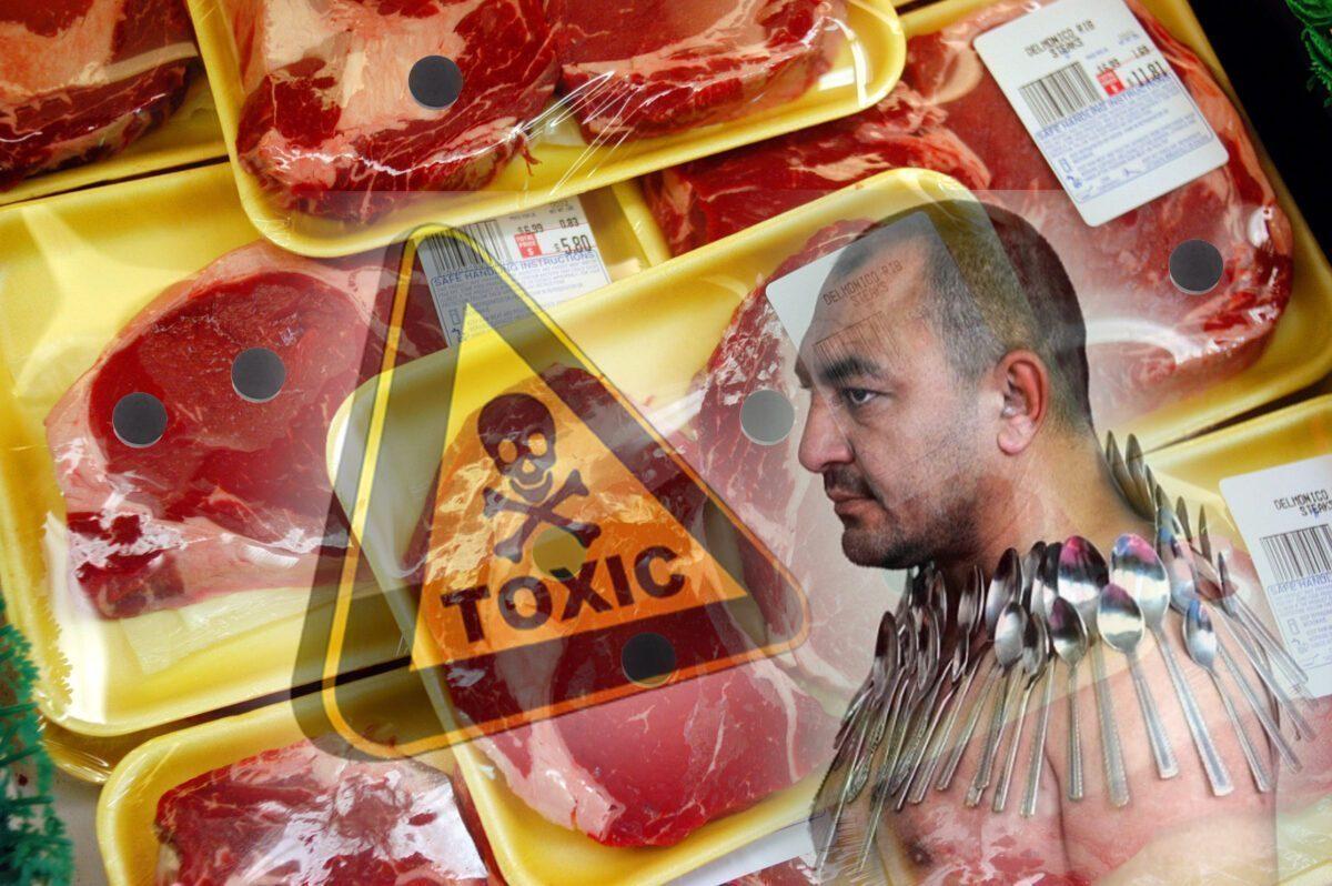 magnet toxic