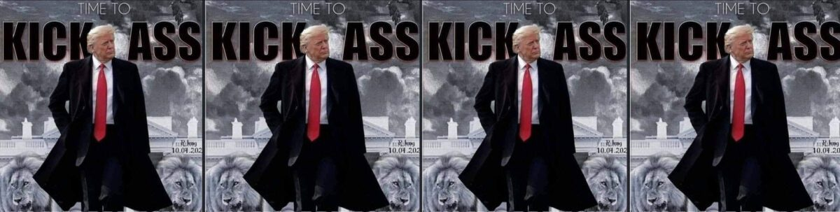 PRESIDENT TRUMP - IT'S RALLY TIME!