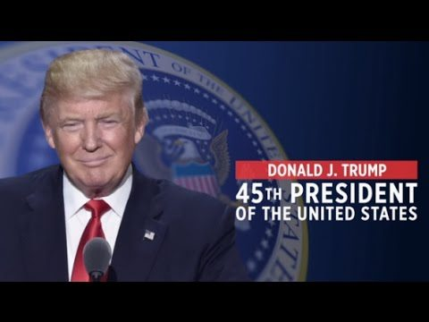 PRESIDENT TRUMP REINSTATED BY AUGUST?