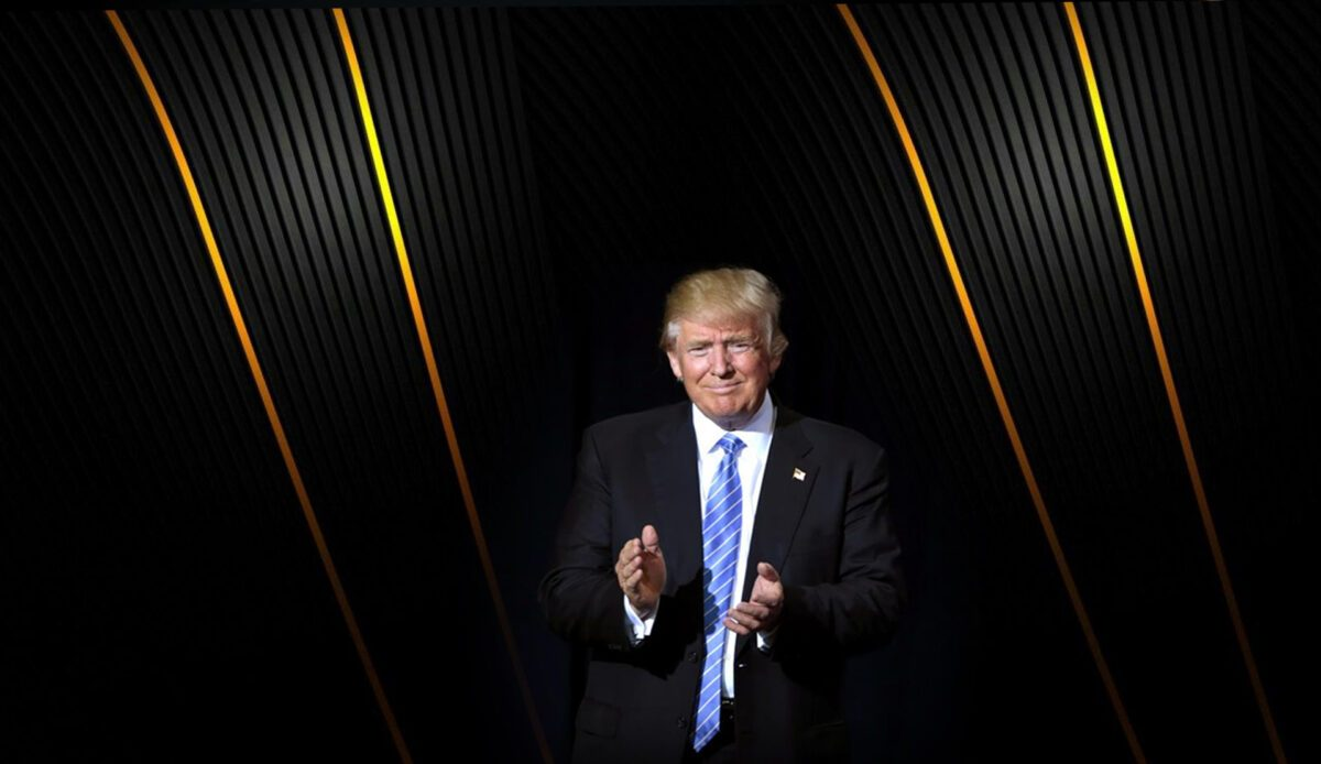 PRESIDENT TRUMP'S GOLD STANDARD...