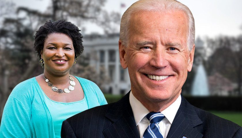 SHE'S BACK ...STACY ABRAMS RAN FULTON COUNTY - MESSED UP ELECTIONS!