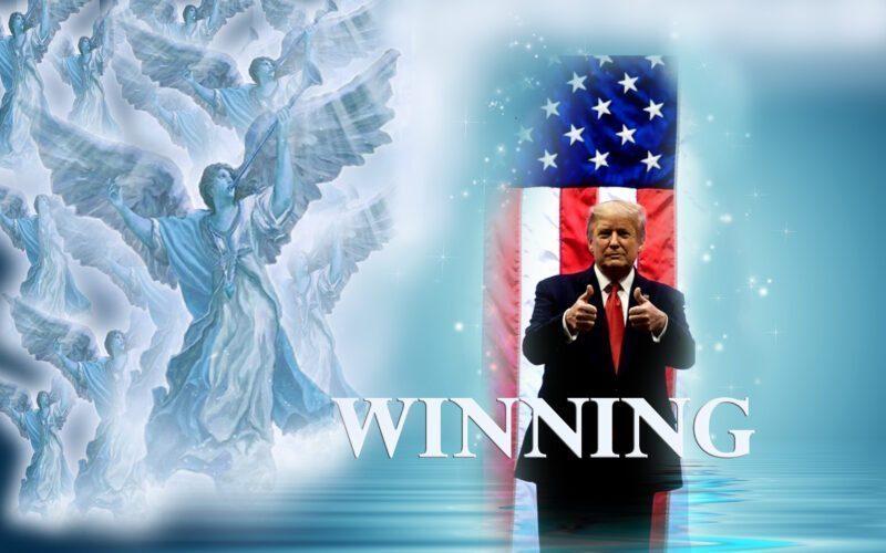 thank god for president trump biden lies again