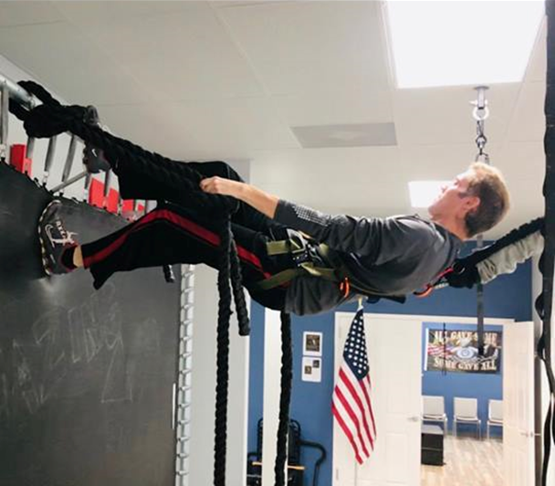 get your bungee on and build your immune system