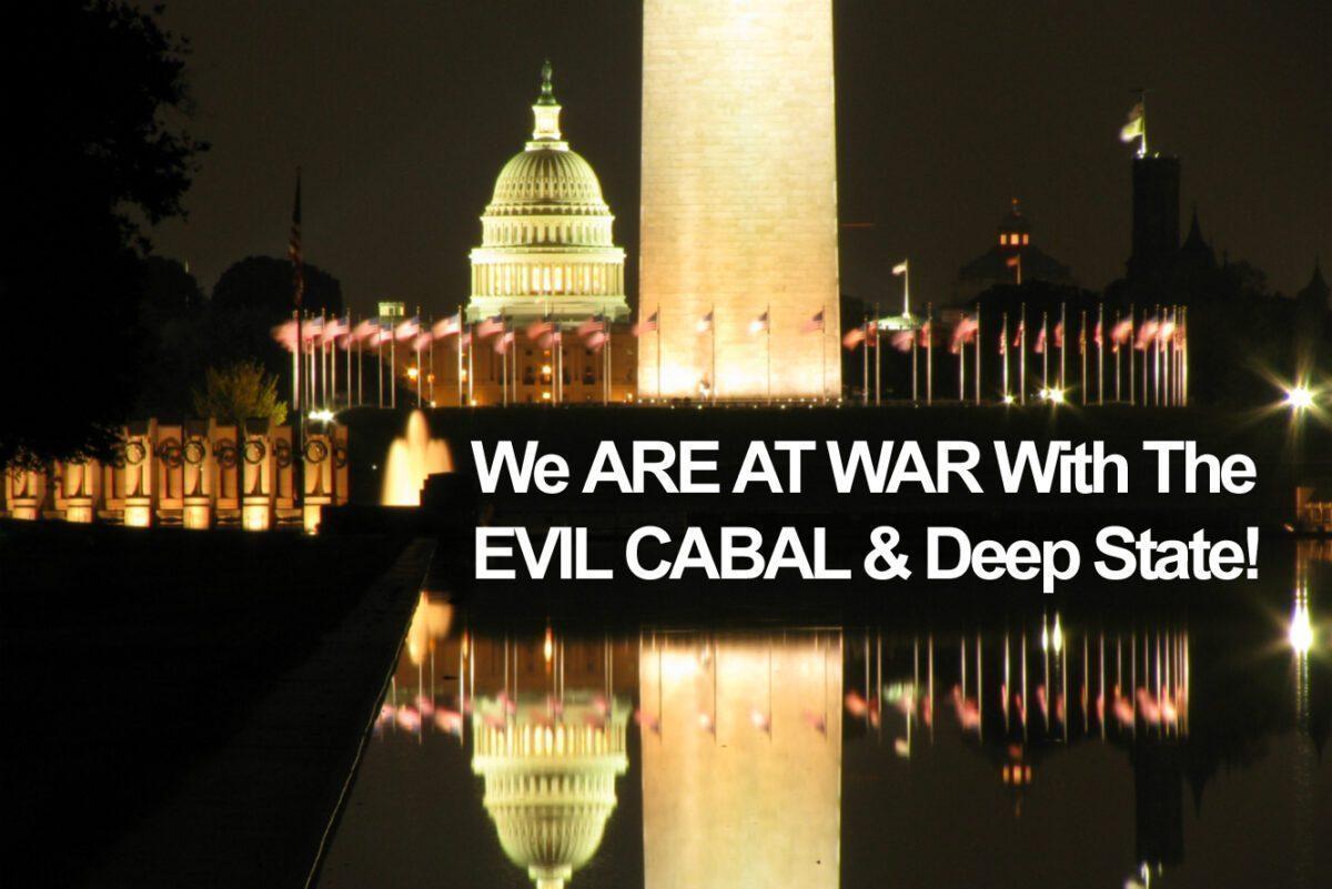 cabal deep state war