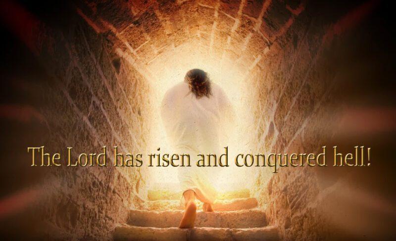 jesus has risen