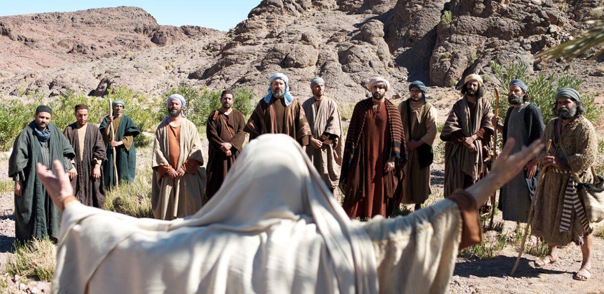 jesus disciples lightstock 487032