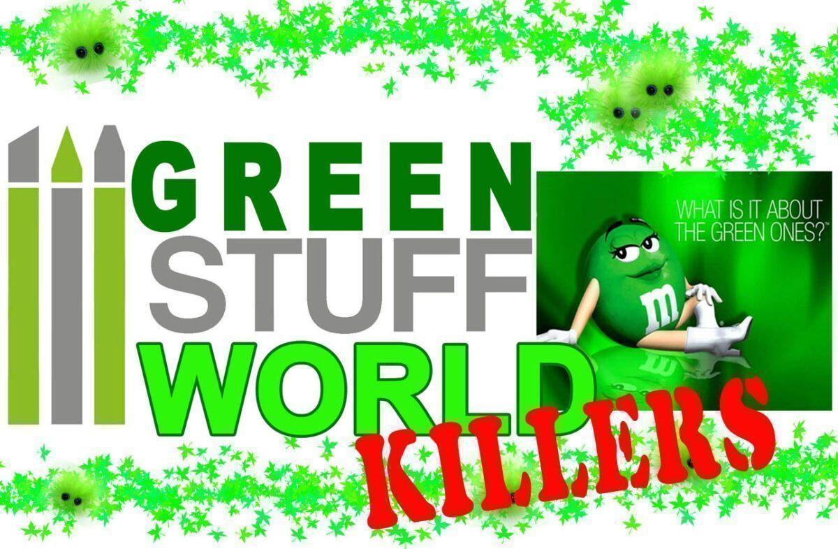 GREEN STUFF copykillers
