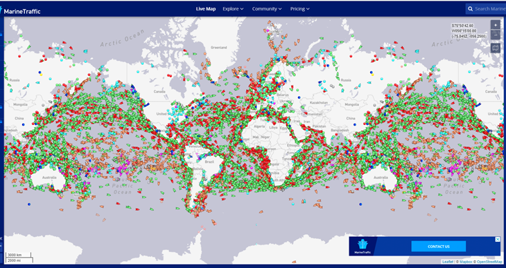 Loaded Ships & Shortages Image-115
