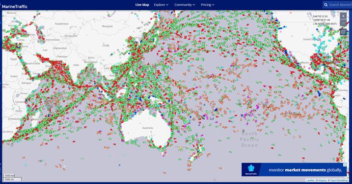 Loaded Ships & Shortages Image-116