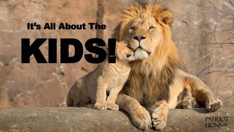 LIONS PATRIOT 3